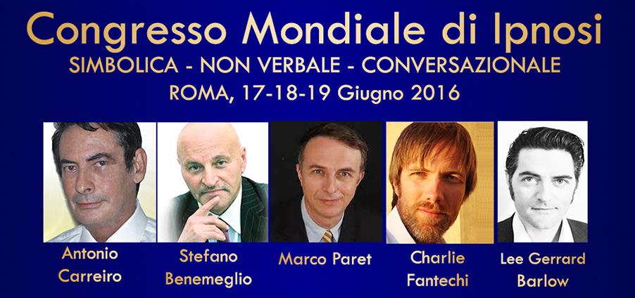 congresso mondiale d'ipnosi