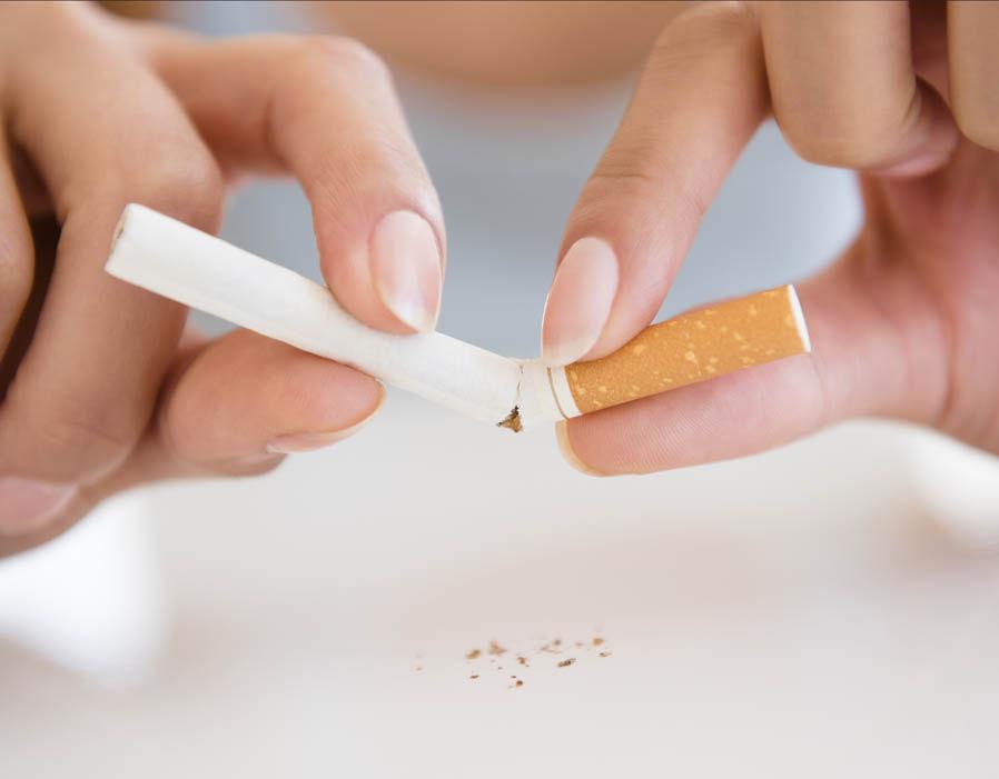 Smettere di fumare aumenta prolattina